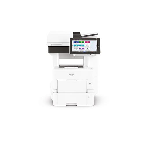 Černobílá multifunkční tiskárna Ricoh IM 600SRF