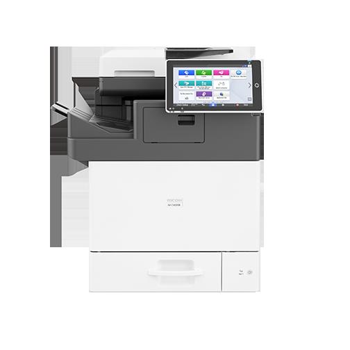 Barevná multifunkční tiskárna Ricoh IM C400SRF