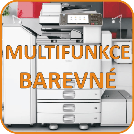 LANIKO - barevné multifunkční tiskárny